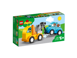 LEGO DUPLO LA MIA PRIMA AUTOGRU' 10883