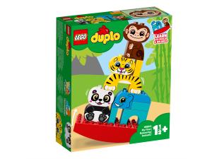 LEGO DUPLO I MIEI PRIMI ANIMALI EQUILIBRISTI 10884