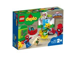 LEGO DUPLO SPIDER-MAN CONTRO ELECTRO 10893