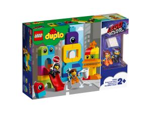 LEGO DUPLO I VISITATORI DEL PIANETA DUPLO DI EMMET E LUCY 10895
