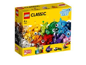 LEGO CLASSIC MATTONCINI E OCCHI 11003