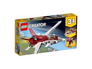 LEGO CREATOR AEREO FUTURISTICO 31086