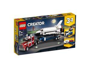 LEGO CREATOR TRASPORTATORE DI SHUTTLE 31091