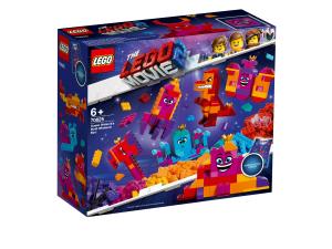 LEGO MOVIE LA SCATOLA COSTRUISCI QUELLO CHE VUOI DELLA REGINA WELLO KE WUOGLIO 70825