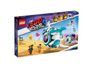 LEGO MOVIE L'ASTRONAVE SORELLARE DI DOLCE SCONQUASSO 70830
