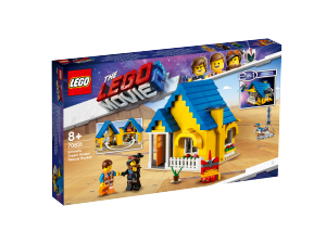 LEGO MOVIE LA CASA DEI SOGNI - RAZZO DI SOCCORSO DI EMMET 70831