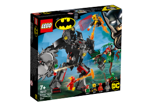 LEGO NINJAGOMECH DI BATMAN VS MECH DI POISON IVY 76117