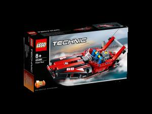 LEGO TECHNIC MOTOSCAFO DA CORSA 42089
