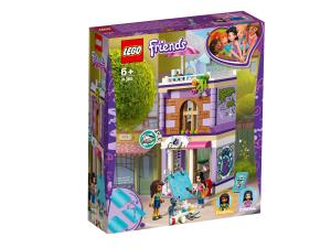 LEGO 41365 LO STUDIO ARTISTICO DI EMMA