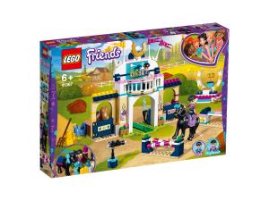 LEGO 41367 LA GARA DI EQUITAZIONE DI STEPHANIE