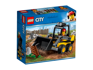 LEGO CITY RUSPA DA CANTIERE 60219