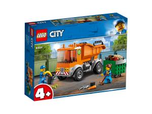 LEGO CITY CAMION DELLA SPAZZATURA 60220