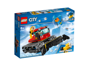 LEGO CITY GATTO DELLE NEVI 60222