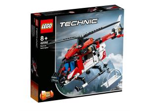 LEGO TECHNIC ELICOTTERO DI SALVATAGGIO 42092