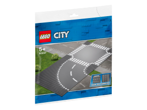 LEGO CITY CURVA E INCROCIO 60237