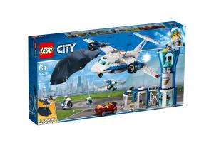 LEGO CITY BASE DELLA POLIZIA AEREA 60210