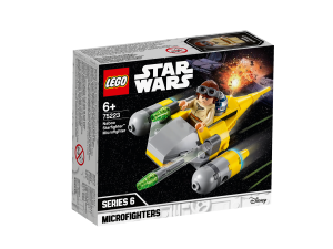 LEGO STAR WARS  MICROFIGHTER NABOO STARFIGHTER 75223