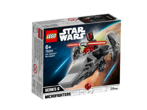 LEGO STAR WARS MICROFIGHTER SITH INFILTRATOR 75224