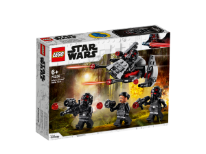 LEGO STAR WARS BATTLE PACK INFERNO SQUAD 75226