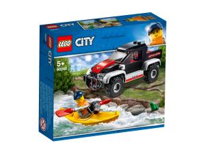 LEGO CITY AVVENTURA SUL KAYAK 60240