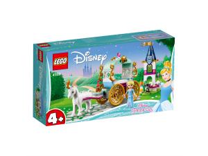 LEGO DISNEY PRINCESS IL GIRO IN CARROZZA DI CENERENTOLA 41159
