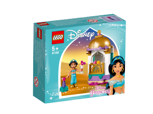 LEGO DISNEY PRINCESS LA PICCOLA TORRE DI JASMINE41158