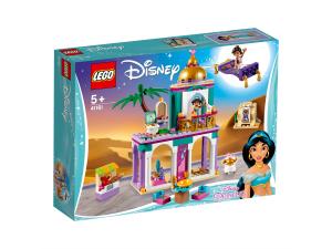 LEGO DISNEY PRINCESS LE AVVENTURE NEL PALAZZO DI ALADDIN E JASMINE 41161
