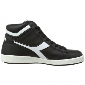 SNEAKERS DIADORA GAME P HIGH C7565 BLACK/ASH