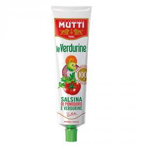MUTTI 24 Confezioni pomodori concentrati le verdurine 130gr