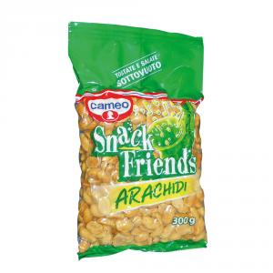 CAMEO 5 Confezioni semi tostati arachidi in busta 300gr