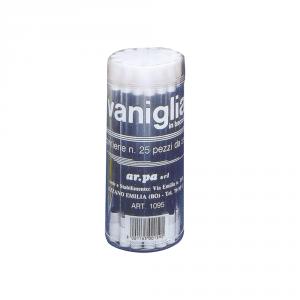 AR-PA 25 Confezioni lievito amido e fecole stecche vaniglia 2,5gr