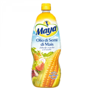 MAYA 15 Confezioni olio di semi di mais ideale anche a crudo 1lt