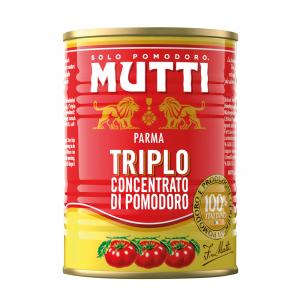 MUTTI 12 Confezioni pomodori concentrati 400gr