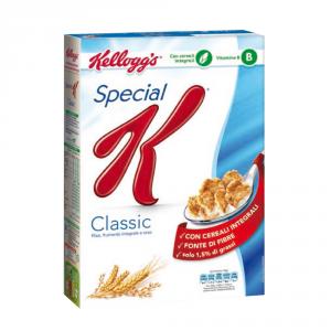 KELLOGGS 4 Confezioni cereali per adulti specialkclassic