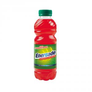 ENERGADE 12 Confezioni bevande isotoniche 500ml arancia rossa