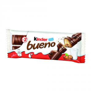 FERRERO 30 Confezioni snack cioccolato bueno 43gr