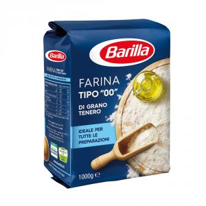 BARILLA 10 Confezioni farina di grano tenero duro 1kg