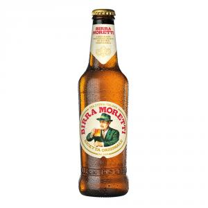 BIRRA MORETTI 15 Confezioni birra in bottiglia 660ml