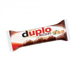 FERRERO 48 Confezioni snack cioccolato duplo nocciola leggero