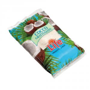 LIFE 10 Confezioni altre farine semolino cocco rape 250gr grattuggiato