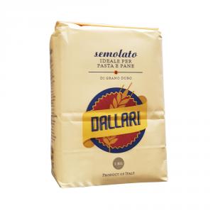 DALLARI 10 Confezioni farina di grano tenero duro 1kg
