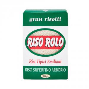 RISO ROLO 12 Confezioni riso bianco arborio super fino