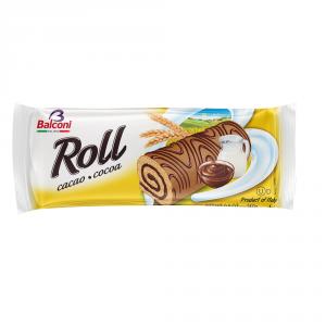 BALCONI 12 Confezioni torte pronte preparati roll cacao 250gr