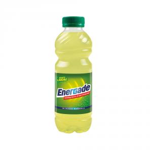 ENERGADE 12 Confezioni bevande isotoniche limone 500ml