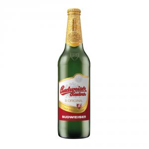 BUDWEISER BUDVAR 20 Confezioni birra importazione 500ml
