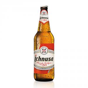 ICHNUSA 15 Confezioni birra importazione e speciali bottiglia 660ml