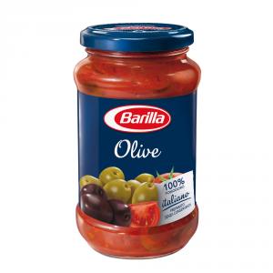 BARILLA 6 Confezioni sughi e condimenti con olive verdi 400gr