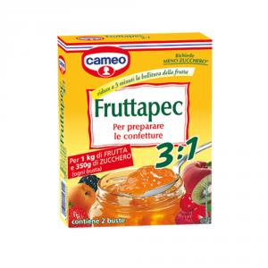 CAMEO 8 Confezioni farciture e guarnizioni fruttapec 50gr