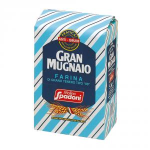 GRAN MUGNAIO 2 Confezioni farina di grano tenero duro tipo 00 5kg