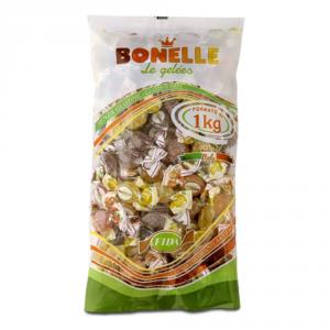 BONELLE Caramelle in busta con zucchero fida gelees 1kg